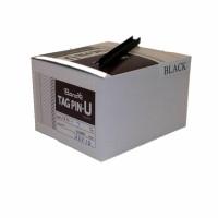 T-End Fäden, Banok, Nylon, schwarz, fein 7 mm