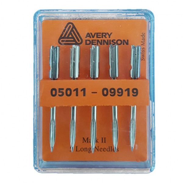 Ersatznadel Avery Dennison extra lange Nadel