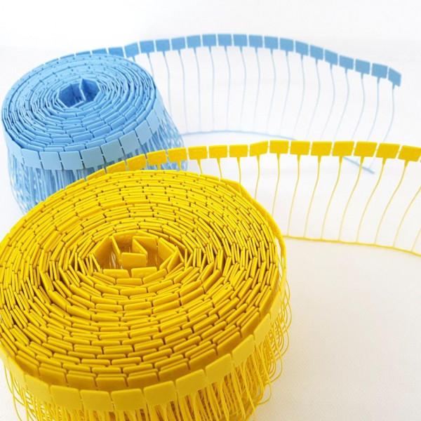 System 1000 Heftfäden auf Rolle aus Recycling Material rPET