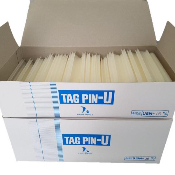 Nylon-Heftfäden Banok Microspace standard, 15, 25, 35, 50, 65 mm