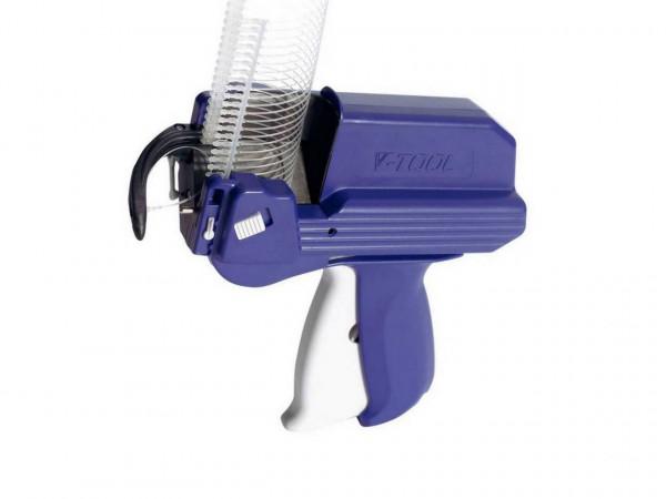 Pistole für Sicherheitsfäden Modell V-Tool