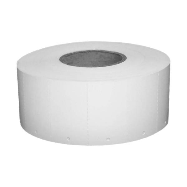 Kartonetiketten endlos, auf Rolle, 30 mm x 40 mm