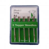 Ersatznadeln für Heftpistolen, lange Nadel
