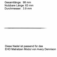Avery Dennison Ersatznadeln EHD Maschinennadel
