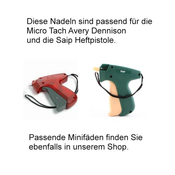 Preiswerte Nadel für MicroPin, MicroTach und Saip Pistolen