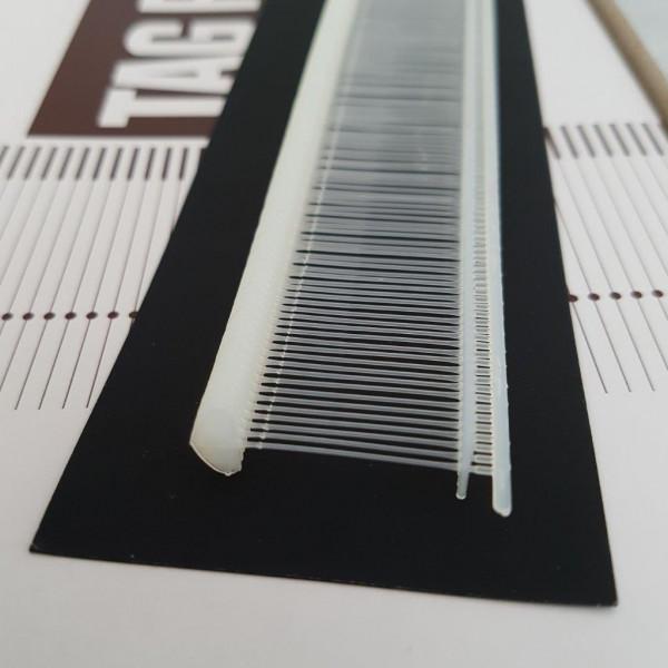 Nylon-Heftfäden Banok Microspace, fein 15, 20, 25, oder 35 mm