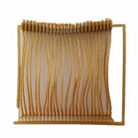 Textilfäden farbig - Heftfäden aus Wolle (Rayon) 50 mm, farbig