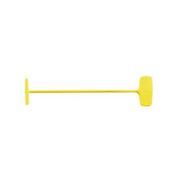 gelbe Heftfäden, lebensmitteltauglich, 40 mm