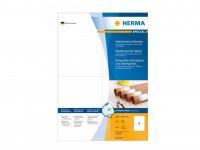 Herma Etiketten, Spezialpapier, wetterfest, 100 Blatt