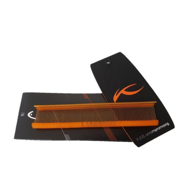 Feine Heftfäden-Sonderfarben orange 15,20,25,35 mm